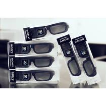 06 Óculos 3d Ativo Sony - Tdg-br250 - Lacrado - Recarregável