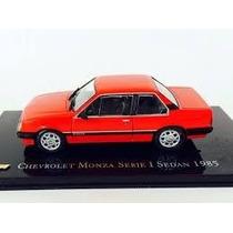 Coleção Chevrolet 1:43 - Monza Série I Sedan 1985 (s)