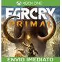 Farcry Primal - Far Cry Xbox One Xone Portugues Br Imediato!