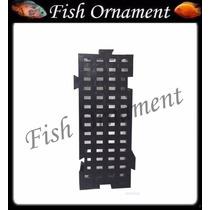 Placa Redutora Filtro Biologico Fundo 9x9 Meia Fish Ornament