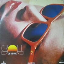 Sol De Verão - Lp Nacional - Somlivre 1982
