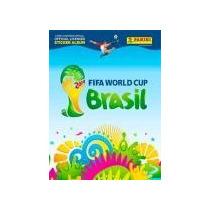 007/2014 Figurinhas Album Fifa World Cup Brasil 2014