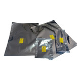 Embalagem Antiestática Esd Blindada 3camadas 150x080mm 100pc