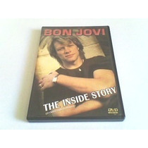 Dvd Original Bon Jovi The Inside Story