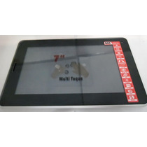 Tablet Bak Ibak 733 7 512ram 1.2ghz Chip 3g Prata