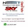 Aparelhos E Cartoes Net Sky Digital E Hd Desbloquiados