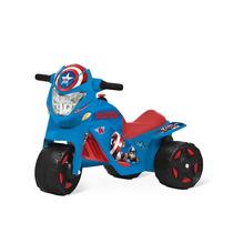 Triciclo Motoca Elétrica Infantil Motocross Passeio Criança