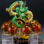 Dragon Ball, Shenlong+7 Esferas Do Dragão+base (importado)