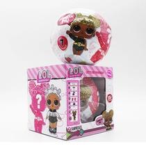 Lol Surprise Boneca Serie Glitter Lançamento 7 Surpresas