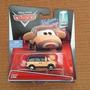 Disney Pixar Cars Carros Filme Circus Van Super Chase