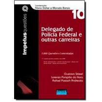 Delegado De Polícia Federal - Vol. - Série Impetus Quest