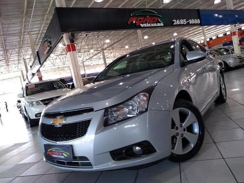 GM CRUZE 1.8 LT SEDAN 2012 AUTOMATICO COURO