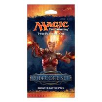 Português -1 X Booster De Magic 2014 - M14 Booster Pack