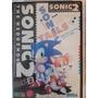 Sonic 2 Japonês  Mega Drive Completo Original