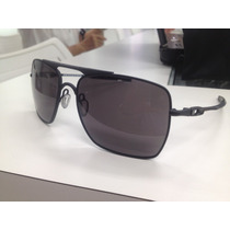 Oculos Oakley Deviation Matte Black W/warn Grey Original