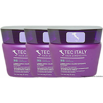 Kit Com 3 Máscaras Lumina Forza Colore Matizadora Tec Italy