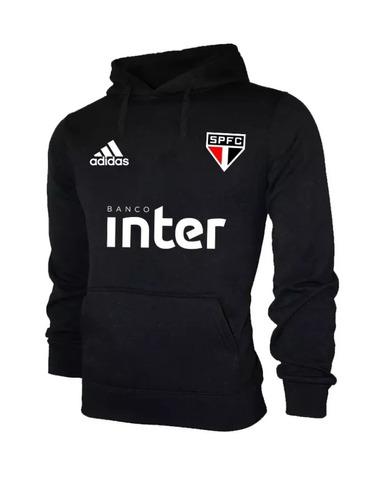 2fc366e447547 Blusa Moletom São Paulo Time De Futebol Moleton Unissex