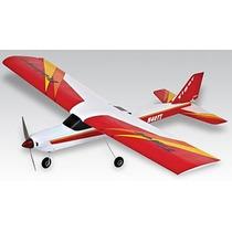 Avião Tiger Trainer - Elétrico - Treinador Pronto Para Voar