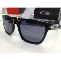 Oculos Oakley Garage Rock 009175-01 55 Preto Brilho Original
