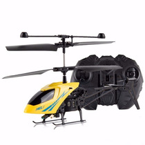 Mini Helicóptero Rc 901 Controle Remoto Barato Frete Gratis