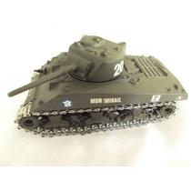 Carrinhos Para Colecionador- Carro Tanque De Guerra Sherman