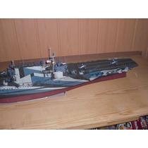 Projeto Papercraft Do Navio Saratoga Cv-3 E Rms Titanic