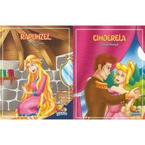 Livros Miniclássicos Infantil Kit 2