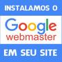 Instalar Colocar Google Webmaster Em Seu Site Loja Blog Seo