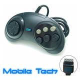 Controle Joystick Para Mega Drive Master System Sega Tec Toy