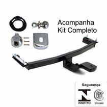 Engate Fiat Punto Blackmotion Lançamento Reboque Inmetro
