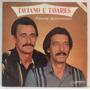 Lp Taviano E Tavares - Vol 3 - Presente De Aniversário - Toc