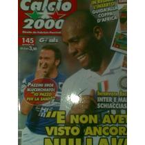 Calcio 2000 - Revista Importada De Futebol - Janeiro 2010