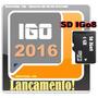 Atualização Sd Igo8 2016 Gps Explosound