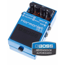 Pedal Boss Harmonist Ps-6 * Original * Loja