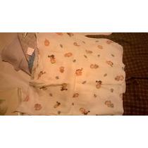 Kit Enxoval Para Bebe,lençol+cabide+travesseiro