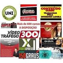 Pacotão Com Mais De 100 Cursos De Empreendedorismo Digital