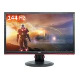 Monitor Aoc G2460pf Led 24  Preto 110v/220v
