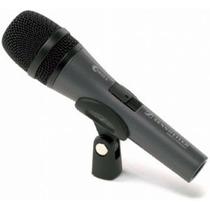 Microfone C/ Fio Sennheiser E845s Para Voz Promoção Original
