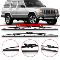 Par De Palheta Limpador Parabrisa Jeep Cherokee 01 00 A 93