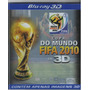 Bluray 3d Copa Do Mundo Fifa 2010 /original/ Perf Estado