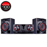 Mini System Lg, 440w Rms, Multi Bluetooth, Cj44