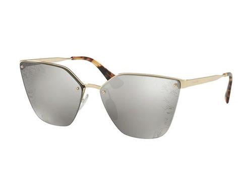 74bca67c755a9 Óculos De Sol Prada Pr68ts Zvn121