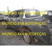Sucata L200 Triton 3.2 D 2012 Com Motor E Cambio E Peças