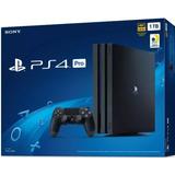 Playstation 4 Pro 1tb Ps4 Pro 4k Original Envio Imediato