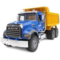 Bruder Toys - Bruder Mack Granite Dump Truck 1/16