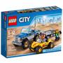 Lego City 60082 Jeep E Buggy Das Dunas 222 Peças