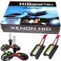 Kit Xenon Carro 4300k 6000k 8000k H1 H3 H4-2 H7 H11 Hb4 H8