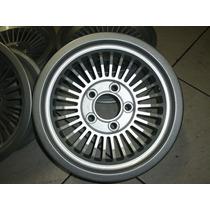 Roda Esportiva Ford Maverick Aro 14 Traseiras E Dianteiras