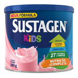 Sustagen Kids Morango Lata 380g