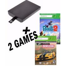 Hd 250gb Xbox 360 Slim + Jogos Gratis